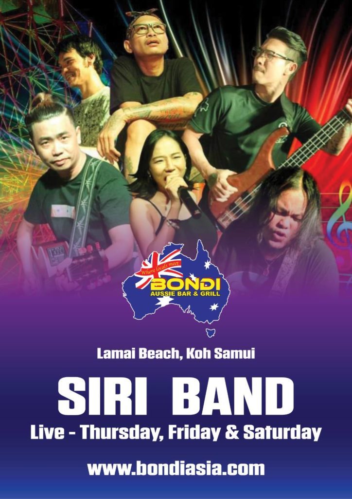Live Music in Koh Samui